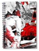 Formula 1 Bis Spiral Notebook