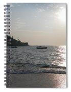Fort Aguada Beach Spiral Notebook