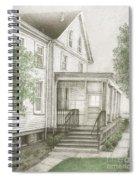 Fort Baker Spiral Notebook