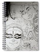 Cochin Graffiti Spiral Notebook