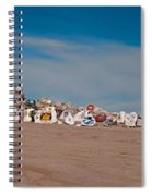 Fort Irwin Spiral Notebook