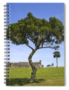 Fort It Tude 2 Spiral Notebook