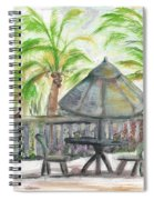 Fort Lauderdale By The Sea Spiral Notebook