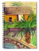 Fort Lauderdale Manistee Spiral Notebook