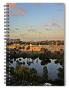Fort Lauderdale View Spiral Notebook