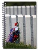 Fort Leavenworth National Cemetery Spiral Notebook