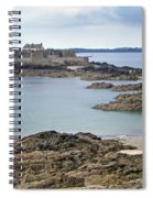 Fort National Spiral Notebook