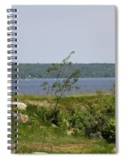 Fort Point State Park - Maine Spiral Notebook