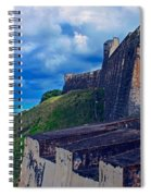 Fort San Cristobal Spiral Notebook