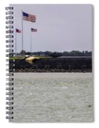 Fort Sumter Spiral Notebook
