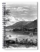 Fort Ticonderoga Ruins Spiral Notebook