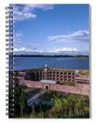 Fort Wadsworth Spiral Notebook