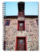 Fort Washington - Mather Mill Spiral Notebook
