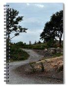 Fort Williams Park Portland Me Spiral Notebook