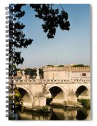 Fortress And Bridge Spiral Notebook
