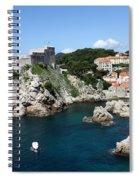Fortress Lovrijenac Spiral Notebook