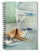 Fortune Cookie Spiral Notebook