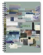 Forty Nine Shades Of Gray IIi Spiral Notebook