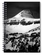 Fossil Mountain Spiral Notebook