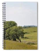 Fossil Prairie Panoramic 3 Spiral Notebook