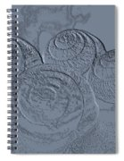 Fossils Spiral Notebook