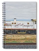 Foster Farms Locomotive Spiral Notebook