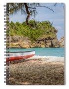 Foul Bay Spiral Notebook
