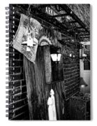 Found Objects Store Spiral Notebook
