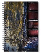 Foundation Number Fifteen  Spiral Notebook