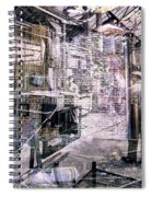 Foundry Workers Spiral Notebook