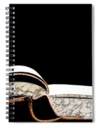 Fount Of Knowledge Spiral Notebook