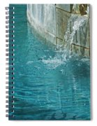 Fountain St Francisville Inn Louisiana Spiral Notebook