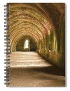 Fountain's Abbey Cellarium Spiral Notebook