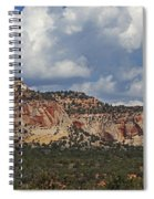Four Corners Area Spiral Notebook