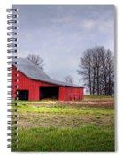 Four Corners Quilt Barn Spiral Notebook