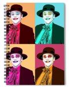 Four Jacks Spiral Notebook