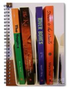 Four Of My Ten Books Published Spiral Notebook