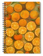 Four Persimmons Spiral Notebook
