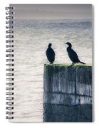 Four Point Lookout Spiral Notebook