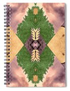 Four Towers Sigil Spiral Notebook