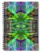 Fourth Dimension Ap130511-22 Spiral Notebook