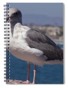 Waterfowl Model Spiral Notebook