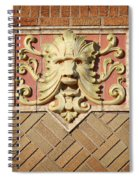 Fox Gargoyle 01 Spiral Notebook