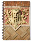 Fox Gargoyle 02 Spiral Notebook