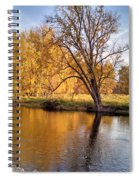 Fox River-jp2419 Spiral Notebook