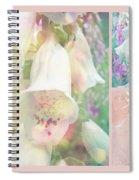 Foxgloves - The Trilogy Spiral Notebook
