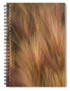Foxtail Spiral Notebook