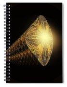 Fractal 013-4 Spiral Notebook