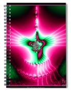 Fractal 11 Holy Spirit Spiral Notebook