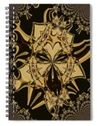 Fractal 15-01 Spiral Notebook